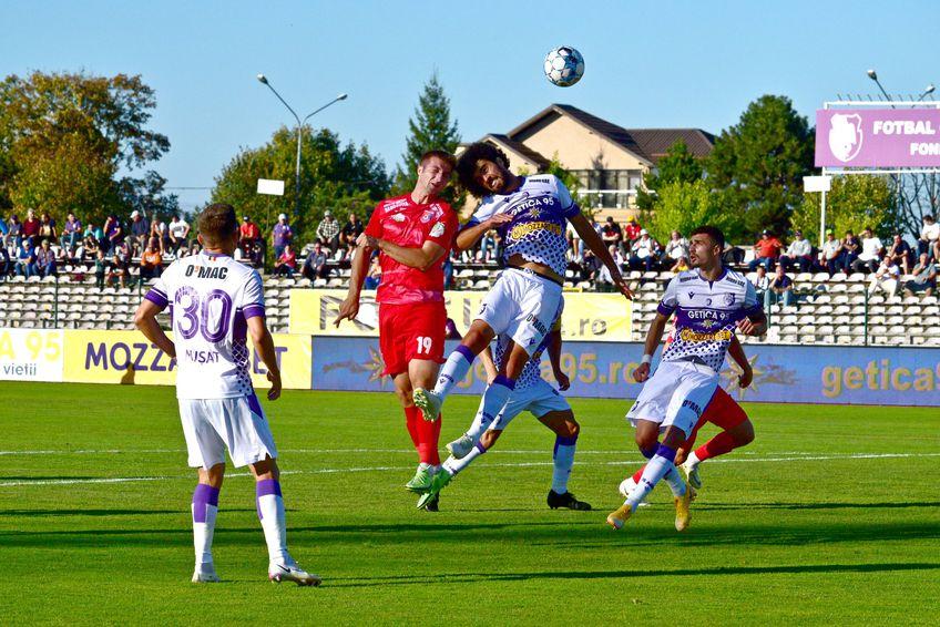 FC Argeș - Chindia Târgoviște 0-0 FOTO: facebook.com/argesfc.ro