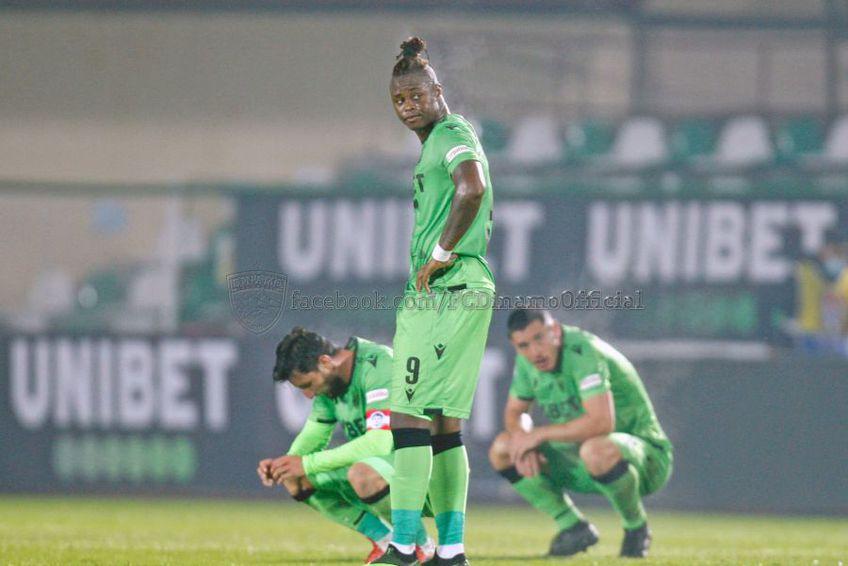 Dinamo a ajuns la 4 înfrângeri consecutive în Liga 1, după 0-2 cu Sepsi. Paul Anton (29 de ani, mijlocaș central) a tras concluziile la finalul partidei.