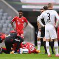 Alphonso Davies (19 ani, fundaș stânga), starul lui Bayern, are un ligament smuls și altul parțial rupt la gleznă