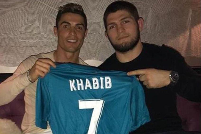 Cristiano Ronaldo (35 de ani), starul lui Juventus, l-a îmbărbatat pe Khabib Nurmagomedov (32) după gala UFC 254, la finalul căreia rusul și-a anunțat retragerea.