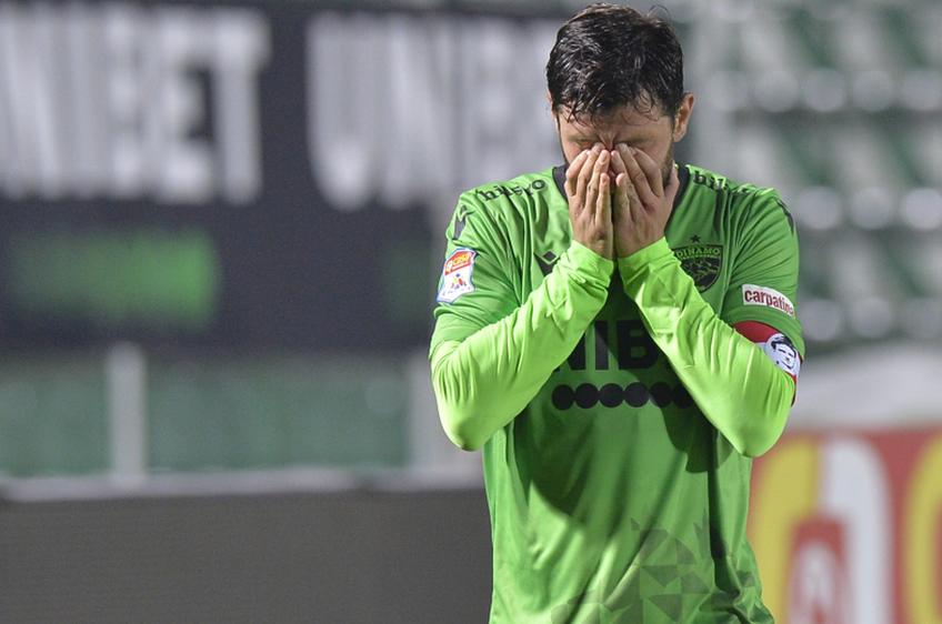 Dinamo a ajuns la 4 înfrângeri consecutive în Liga 1, după 0-2 cu Sepsi. Florin Prunea, fostul jucător și președinte al roș-albilor, este îngrijorat de situația echipei lui Cosmin Contra.