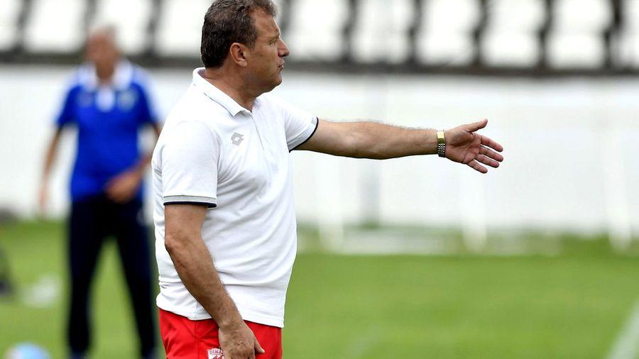 Emil Ursu, protectorul lui Borcea din adolescență, este acum antrenorul lui Dinamo II