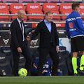 Zidane (stânga) şi Koeman FOTO: GettyImages