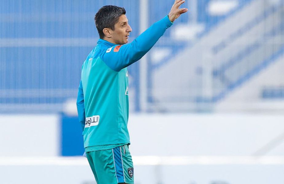 Al-Hilal, echipa antrenată de Răzvan Lucescu, l-a transferat pe LucianoVietto (26 de ani, atacant).