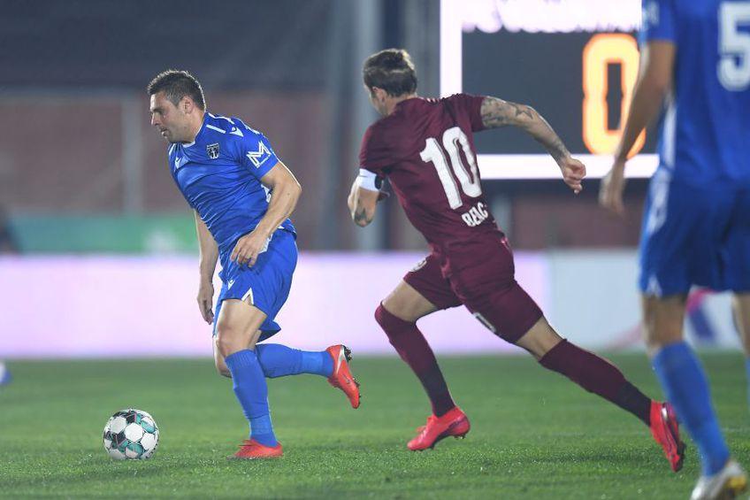 FC Voluntari a suferit a patra înfrângere din acest sezon, împotriva lui CFR Cluj, scor 0-1. După meci, Adi Popa (32 de ani) s-a arătat nemulțumit de jocul său de la semnarea contractului cu ilfovenii.