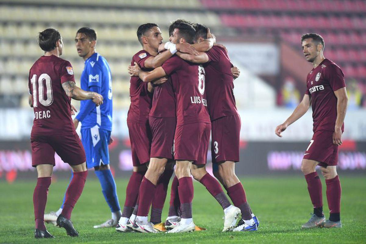 Voluntari - CFR Cluj // Sezon regulat 20/21