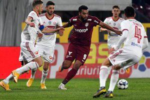 """Discurs dur după CFR Cluj - Sepsi 2-0: """"Arătăm foarte rău, ne facem de rușine!"""""""