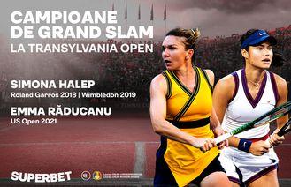 Start la WTA Transylvania Open 2021! Vezi SuperOferta pentru cel mai mare turneu de tenis organizat în România