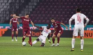CFR Cluj - Sepsi 2-0. Dan Petrescu nu se predă! Campioana se distanțează din nou față de Craiova și FCSB. Clasamentul actualizat