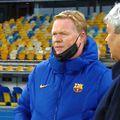 Partida de la Kiev a fost prefațată de un dialog purtat între cei doi antrenori. Captură Marca