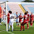 Trei fotbaliști de la Gloria Buzău vor rata cel mai important meci al sezonului, duelul cu FCSB din șaisprezecimile de finală ale Cupei României. Sursă foto: Facebook