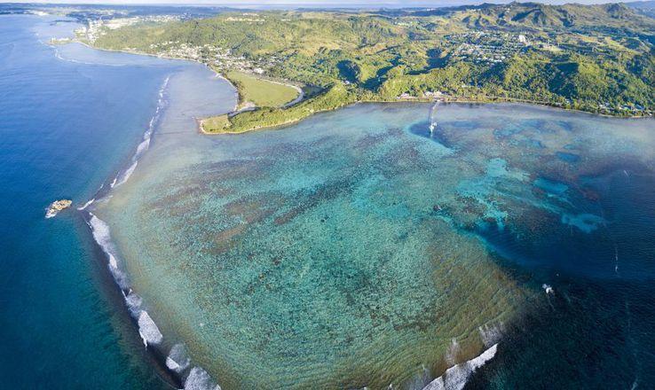 Imagini din Guam / Sursă foto: Imago Images