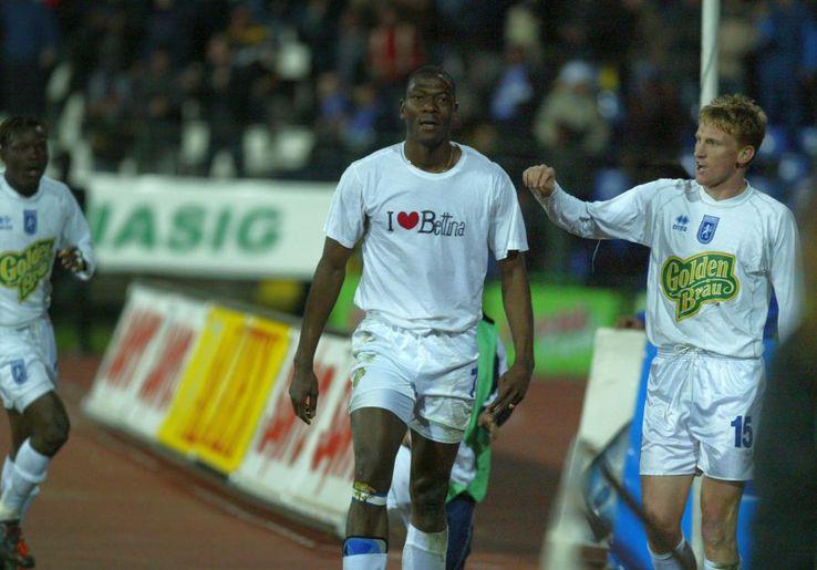 Daniel McBreen / Sursă foto: Arhivă Gazeta Sporturilor