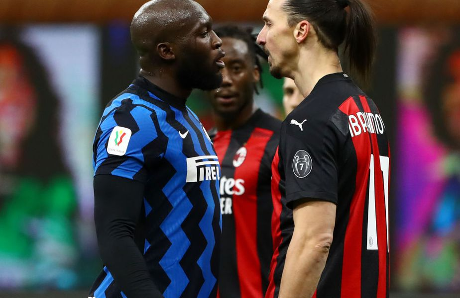 Inter - AC Milan FOTO: Guliver/Getty Images