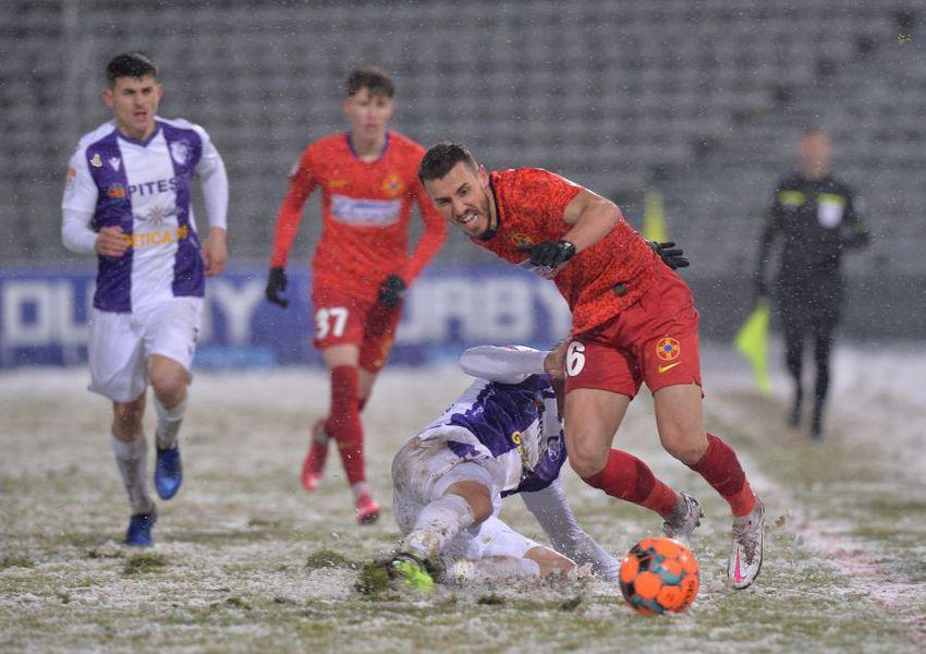 FOTO FC ARGEȘ - FCSB 26.01.2021