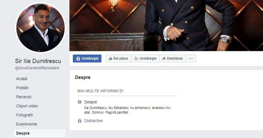 Captură Facebook