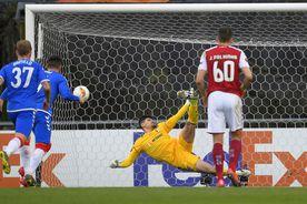 BRAGA - RANGERS 0-1 // VIDEO + FOTO » Rangers s-a calificat în optimile Europa League! Ianis Hagi, decisiv la gol