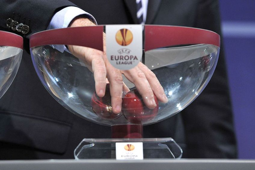 """Tragerea la sorți a """"optimilor"""" Europa League a avut loc azi, la Nyon (Elveția)."""