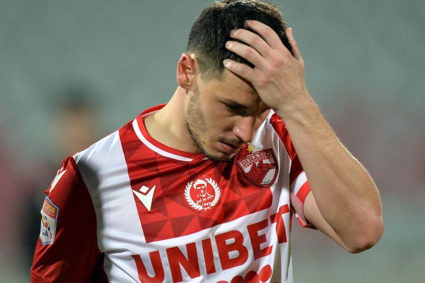 Dinamo a fost umilită de Viitorul / Sursă foto: Cristi Preda