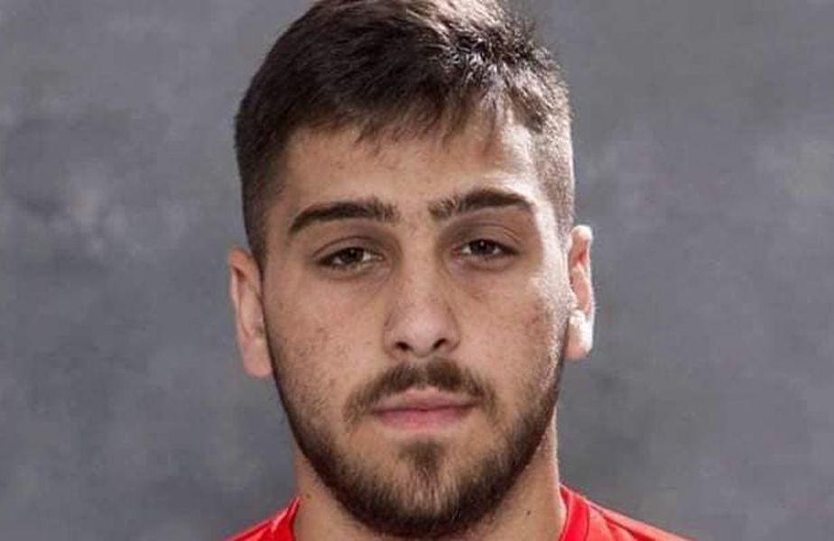 Antonio Melinte a murit la doar 22 de ani