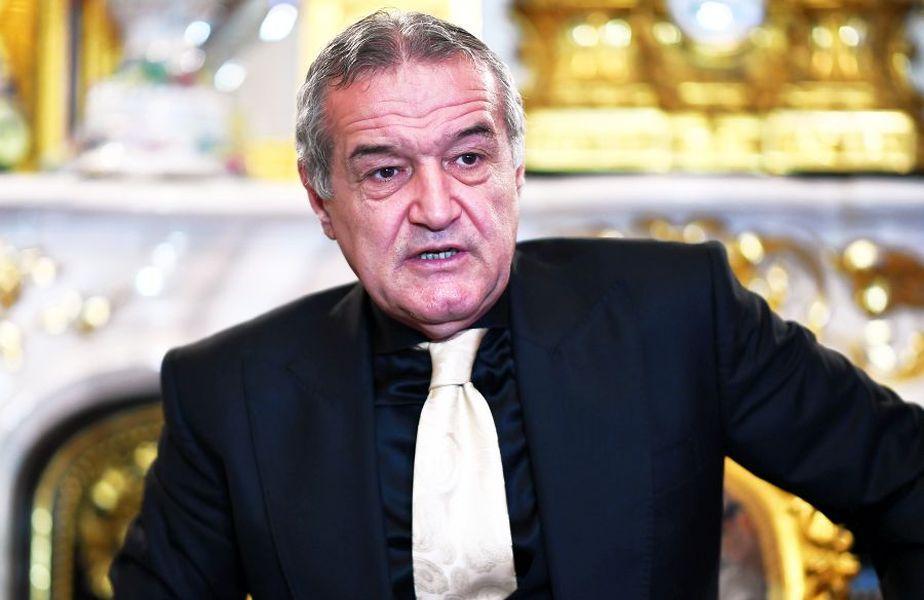 Gigi Becali, patronul FCSB din 2003