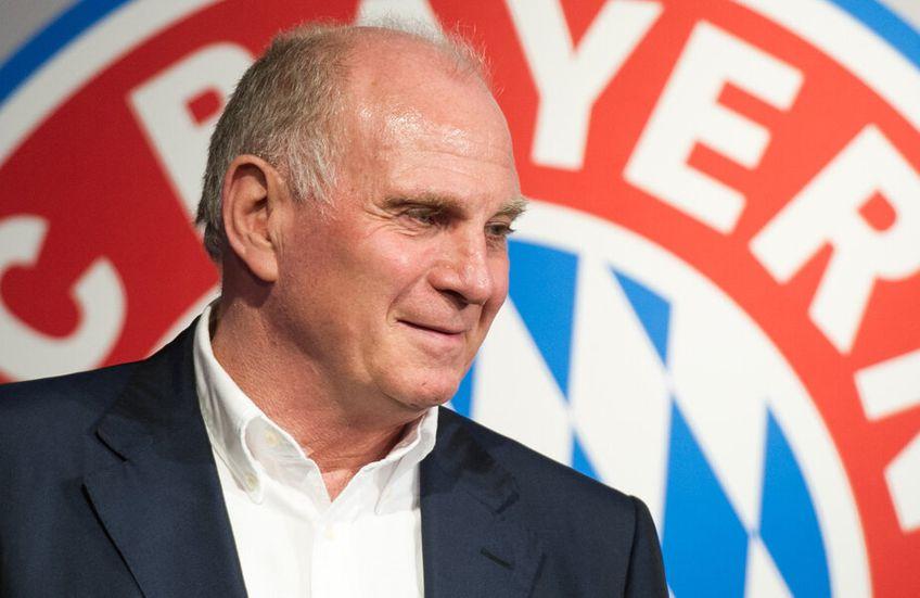 Hoeness a cucerit 3 Cupe ale Campionilor ca jucător al lui Bayern