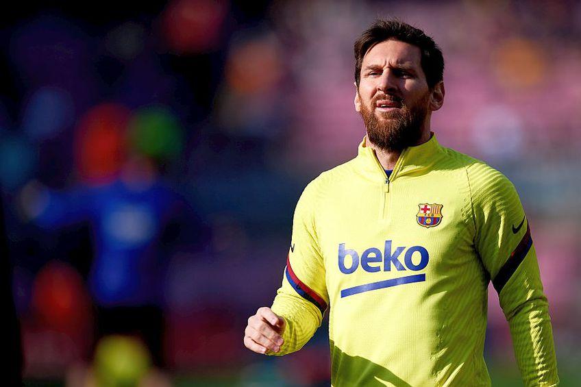 Leo Messi nu vrea reducerea salariului // FOTO: Guliver/GettyImages