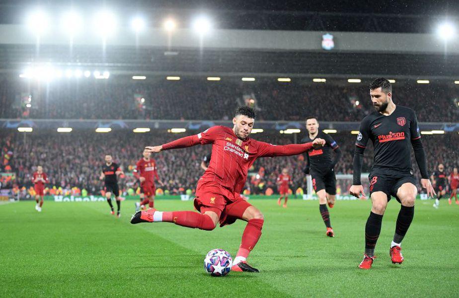 Liverpool - Atletico // sursă foto: Guliver/gettyimages