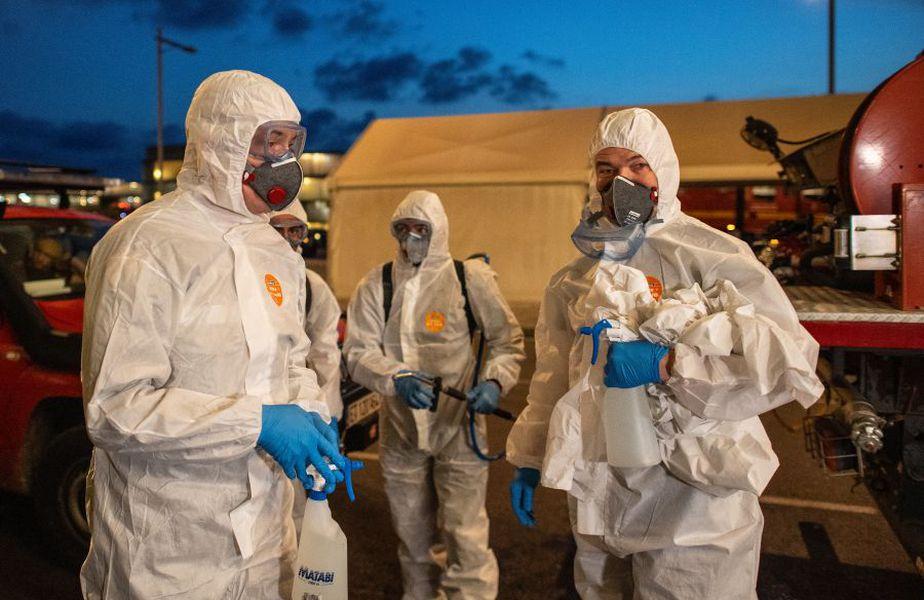 18 decese au fost cauzate de coronavirus în România // sursă foto: Guliver gettyimages