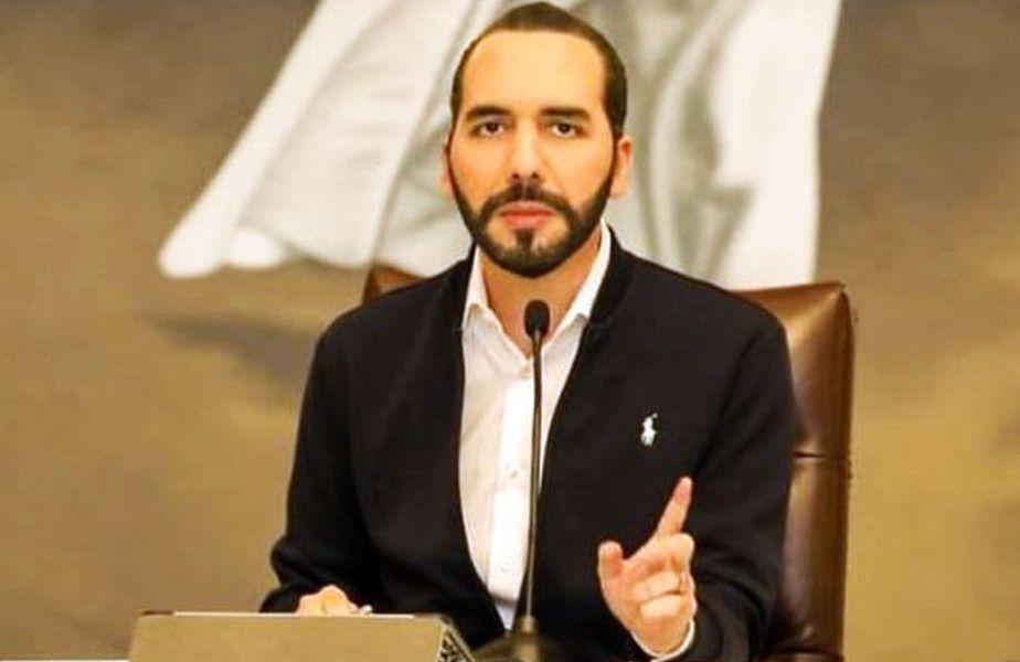 Nayib Bukele e președinte în El Salvador din 2019