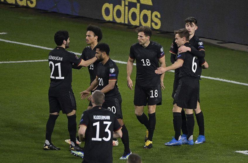 Germania - Islanda 3-0 FOTO Guliver/Gettyimages