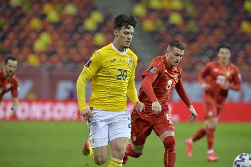 România - Macedonia de Nord 3-2