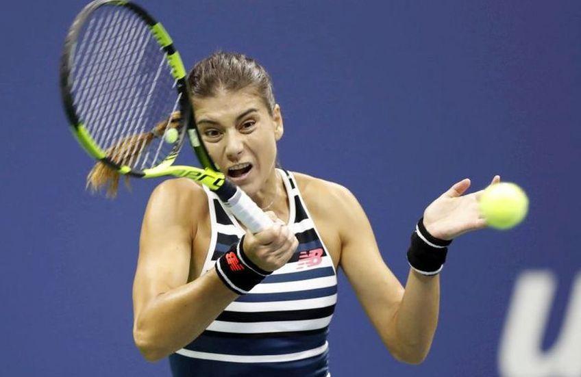Sorana Cîrstea (30 de ani, 66 WTA) a pierdut cu Anett Kontaveit (25 de ani, 24 WTA), scor 3-6, 6-4, 3-6, în turul secund al turneului Premier Mandatory de la Miami.