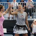 Simona Halep / Angelique Kerber - Elise Mertens / Aryna Sabalenka, Miami, Turul I