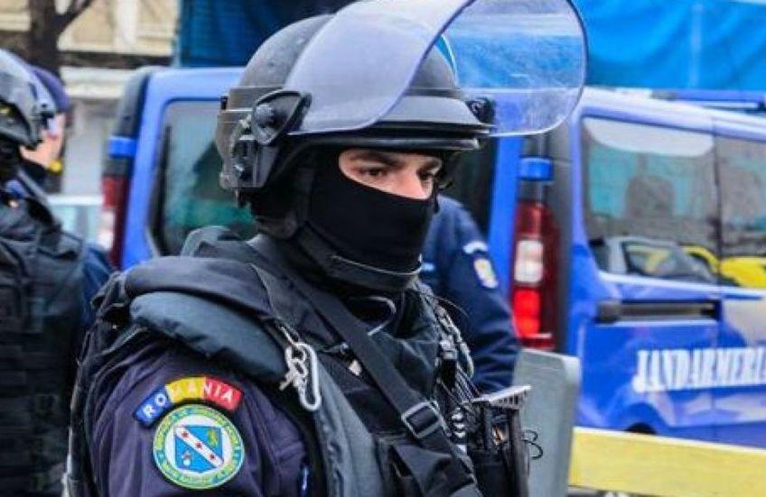 Gruparea de Jandarmi Mobilă Bacău