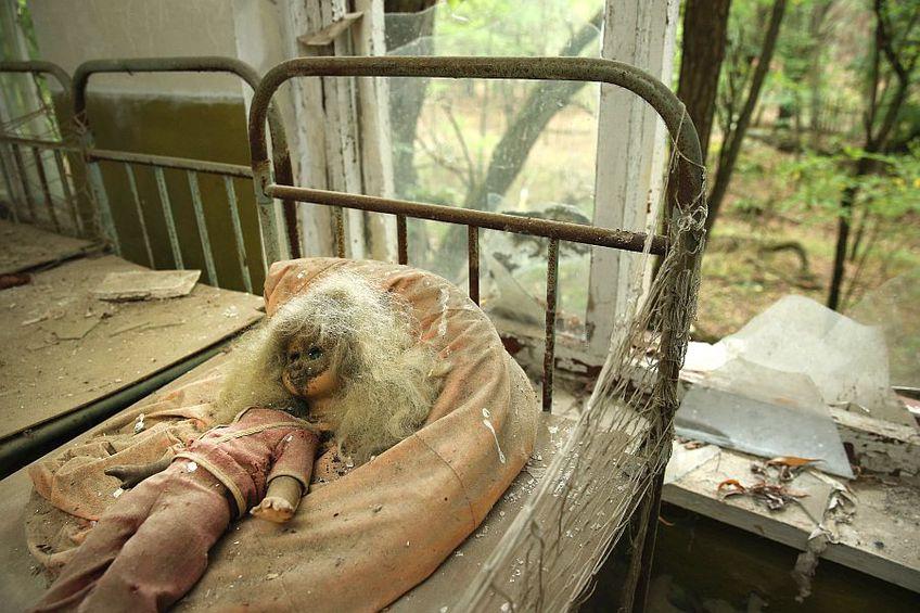 Daunele produse de tragedia de la Cernobîl sunt imense // FOTO: Guliver/GettyImages