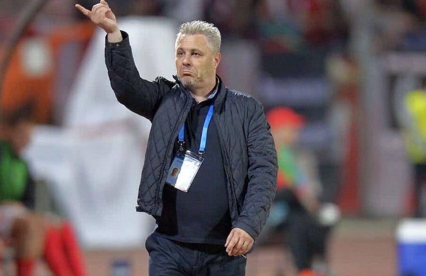 Marius Șumudică nu va fi demis de către Gaziantep, spune Muslum Ozmen, președintele clubului