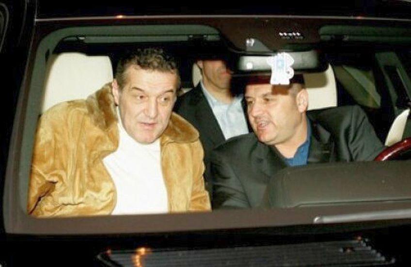Gigi Becali și Adrian Mititelu