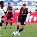 Răzvan Marin a fost decisiv în meciul cu Roma // Foto: Getty Images
