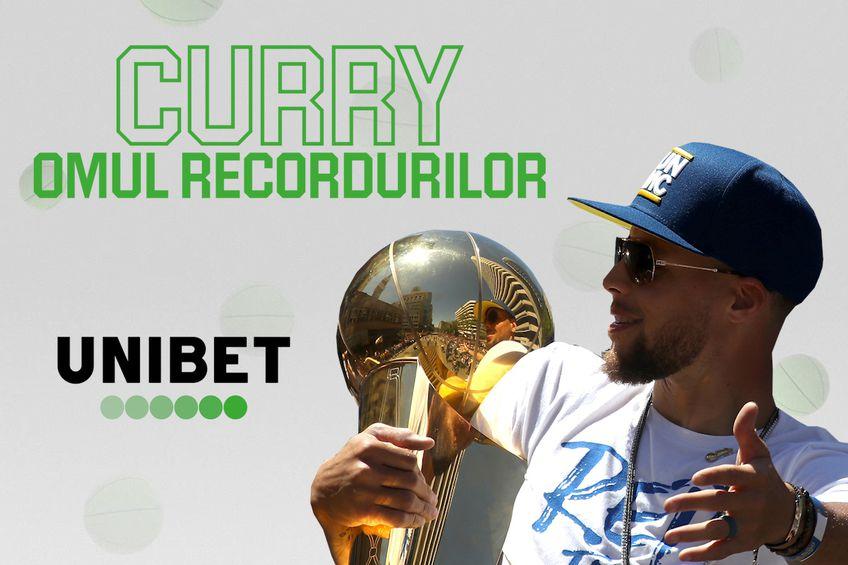 Stephen Curry (33 de ani) a depășit recordul lui Wilt Chamberlain, devenind cel mai bun marcator din istoria francizei Golden State Warriors.