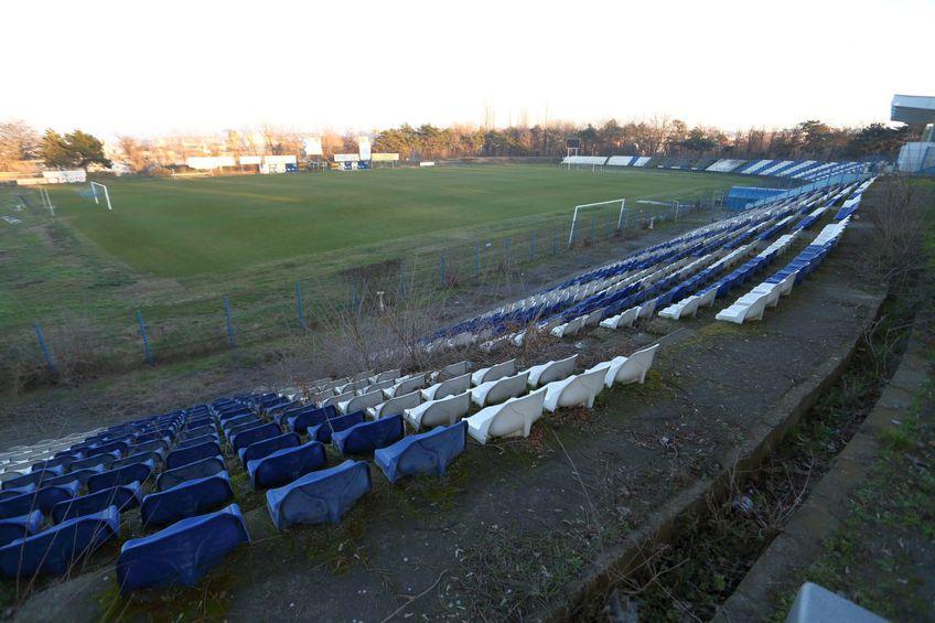 Cu puțină cosmetizare, arena din Tulcea ar putea găzdui iar meciuri de Liga 2