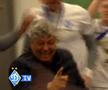 FOTO Mircea Lucescu a ieșit campion cu Dinamo Kiev. Imagini din vestiar