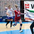 Roberta Stamin a marcat 4 goluri în fața Craiovei FOTO Alexandru Nițișor