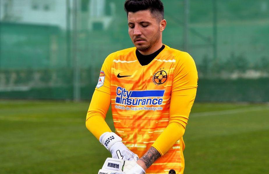 Cristi Bălgrădean va fi jucătorul lui CFR Cluj din sezonul viitor