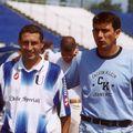 Pavel Badea și Eugen Neagoe FOTO: Facebook