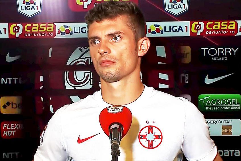 Florin Tănase // foto: captură Look Sport