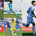 TOP 5 cei mai promițători tineri care au impresionat în Liga 2 // foto: colaj GSP