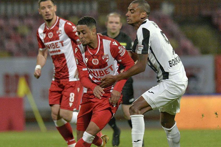 Jonathan Morsay are 10 meciuri în Serie B pentru Chievo