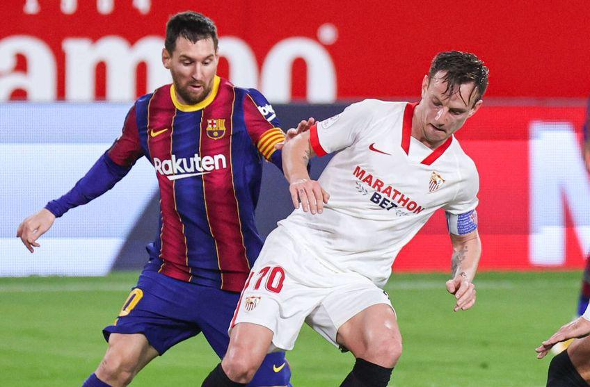 Rakitic, încântat de posibilul transfer al lui Ianis Hagi la Sevilla // FOTO: Imago