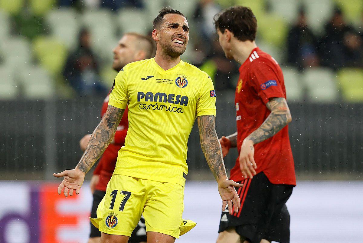 Villarreal riscă să fie amendată după finala Europa League! Ce au făcut jucătorii lui Unai Emery